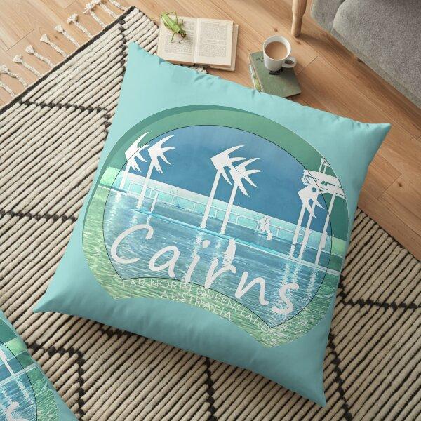 Emblematic Cairns 1 Floor Pillow