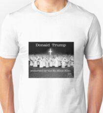KKK endorse Trump T-Shirt