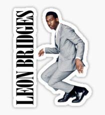 HITS LEON BRIDGES LIVE 2016 ESTR02 Sticker
