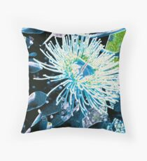 Flowering Gum Throw Pillow