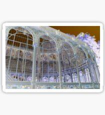 Palacio de Cristal Sticker