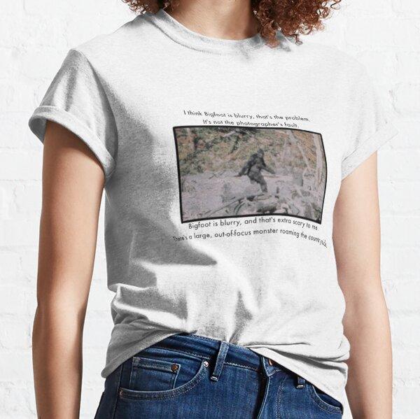 Mitch Hedberg Bigfoot Classic T-Shirt