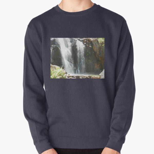 MacKenzie Falls - Grampians National Park, Vic. Australia Pullover Sweatshirt