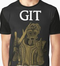Git Gud. Graphic T-Shirt