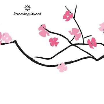 cherry blossom by DreamingLizard