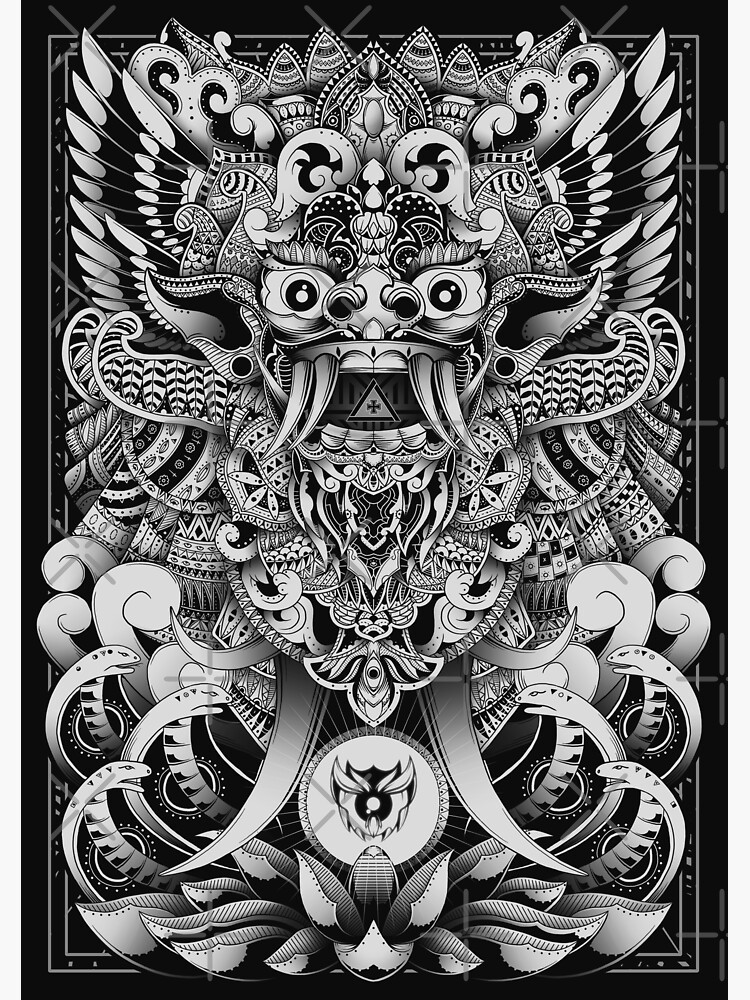 Barong by GODZILLARGE
