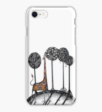A giraffe named Kennett  iPhone Case/Skin