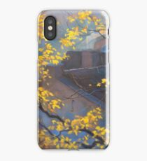 Smithers of Sun iPhone Case
