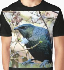 Don't Look At Me - Tui - NZ Graphic T-Shirt