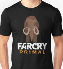 Far Cry primal   Minimalist Mamut   Original T-Shirt