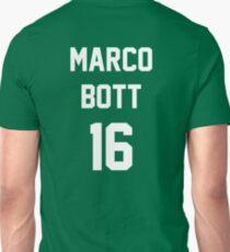 Attack On Titan Jerseys (Marco Bott) T-Shirt