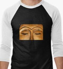 In Golden Contemplation Men's Baseball ¾ T-Shirt