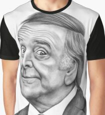 Sir Terry Wogan Graphic T-Shirt