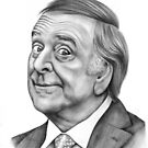 Sir Terry Wogan by Margaret Sanderson
