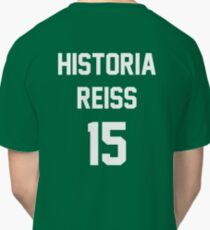 Attack On Titan Jerseys (Historia Reiss) Classic T-Shirt