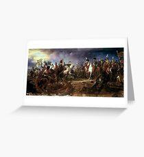François Gerard - The Battle of Austerlitz Greeting Card