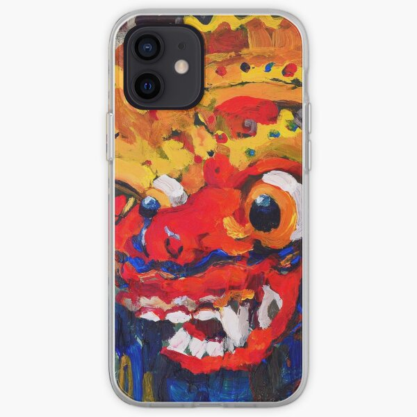 Barong iPhone Soft Case