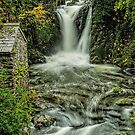 Autumn at Rydal Falls, Cumbria by JMChown