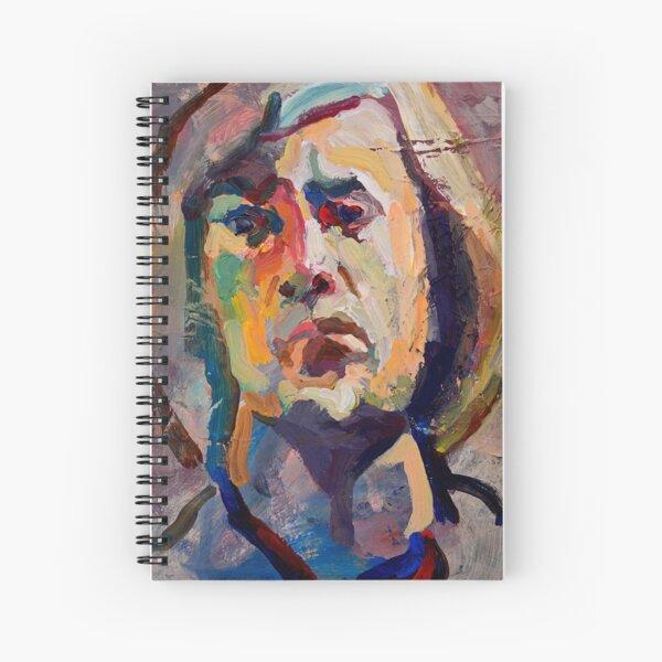 Anton Chigurh Spiral Notebook