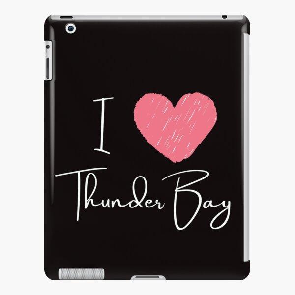 I Love Thunder Bay - Heart Canada iPad Snap Case