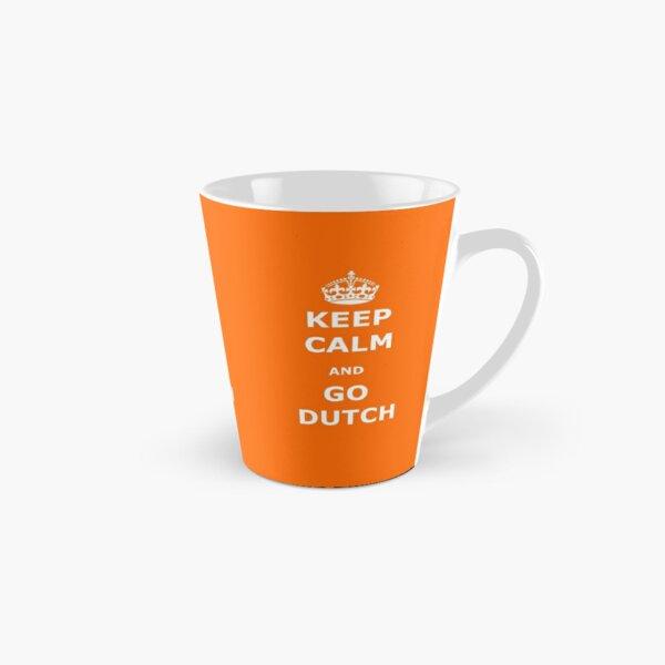 Keep Calm and Go Dutch Tall Mug