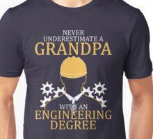 Engineering Grandpa Unisex T-Shirt