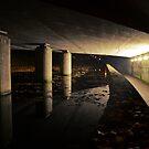 Water under the bridge by heinrich