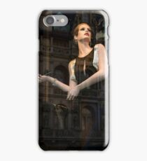 Elegance, Glamour and Chic - High Fashion Shop Window Reflections iPhone Case/Skin
