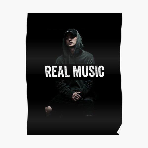 NF Real Artwork Poster
