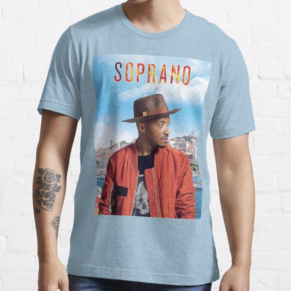 Soprano rap Camiseta esencial