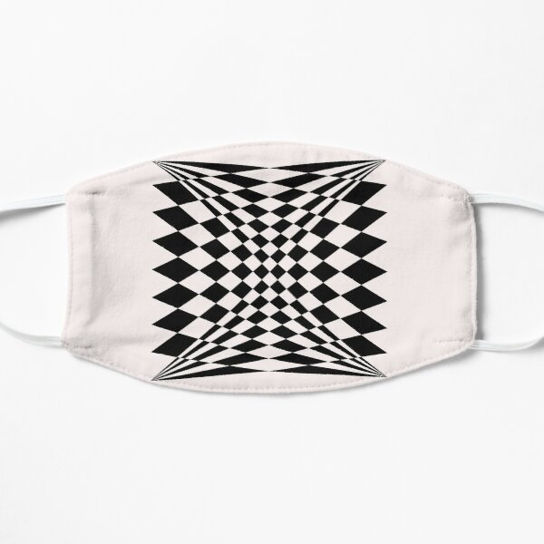 vicrot vasarely Mask