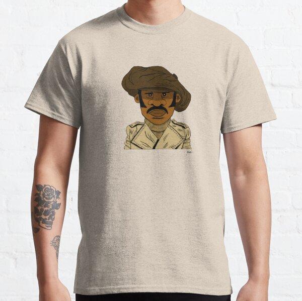 Portrait dessiné de Donny. T-shirt classique