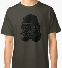 Gas mask skull Classic T-Shirt