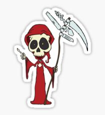 Swiss Reaper Sticker