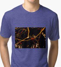 long exposure Tri-blend T-Shirt