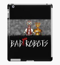 Baaaad Robots iPad Case/Skin