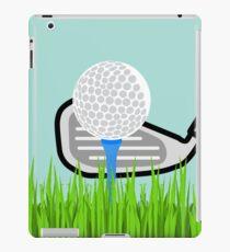 Gone Golfing iPad Case/Skin
