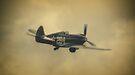 Curtis P40-B Warhawk by Nigel Bangert
