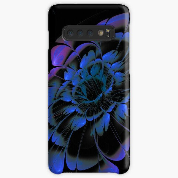 Blue Violet Velvet Samsung Galaxy Snap Case
