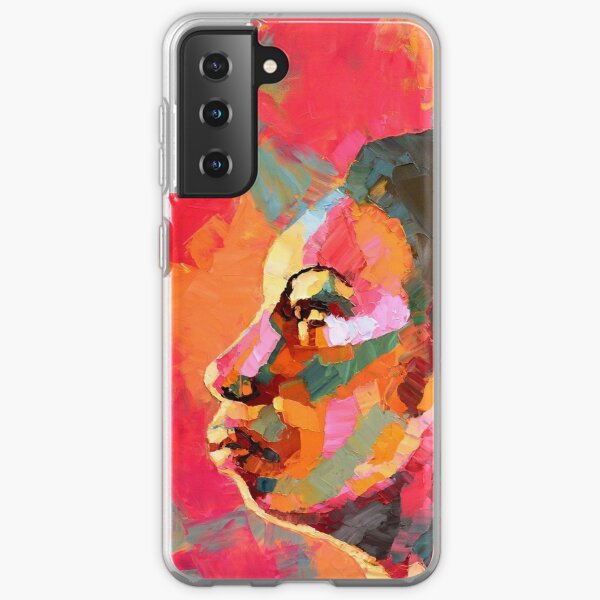 Keeper of The Flame - Nina Simone Samsung Galaxy Soft Case