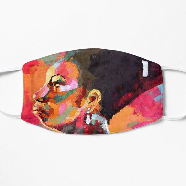Keeper of The Flame - Nina Simone Flat Mask