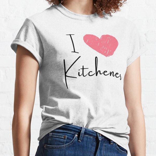 I Love Kitchener - Canada Classic T-Shirt