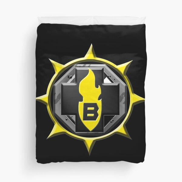 Benzie Ramms Logos Design Bettbezug