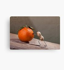 Simple Things - Sisyphos Metal Print