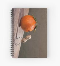 Simple Things - Sisyphos Spiral Notebook