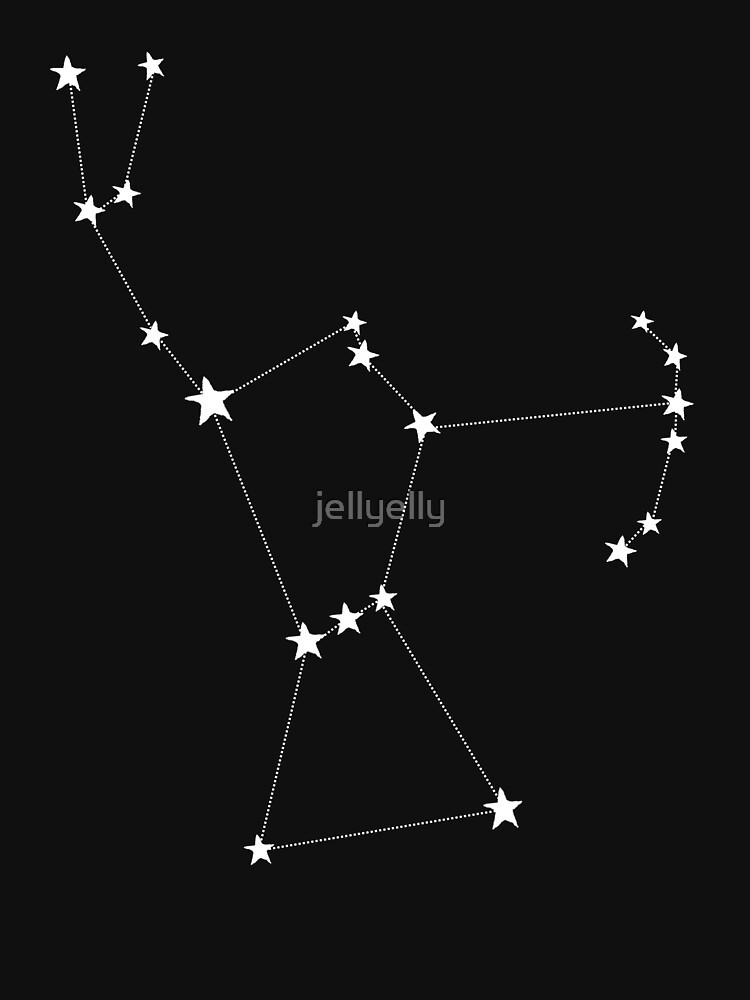 Constellation | Orion by jellyelly