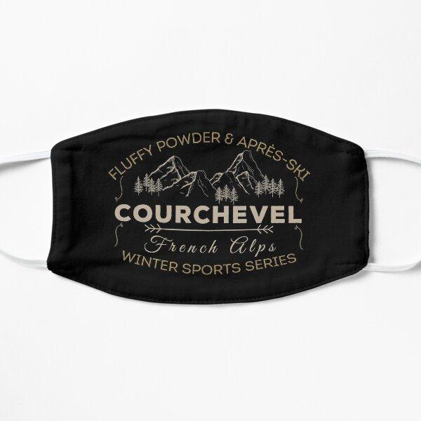 Courchevel Winter Sports Fluffy Powder & Après-Ski Mask