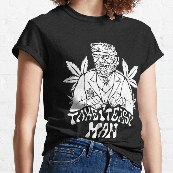 Take It Easy, Man. Classic T-Shirt