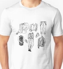 Subculture outfits Unisex T-Shirt
