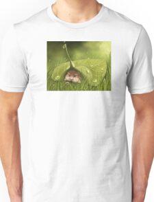 Sleeping in the rain Unisex T-Shirt